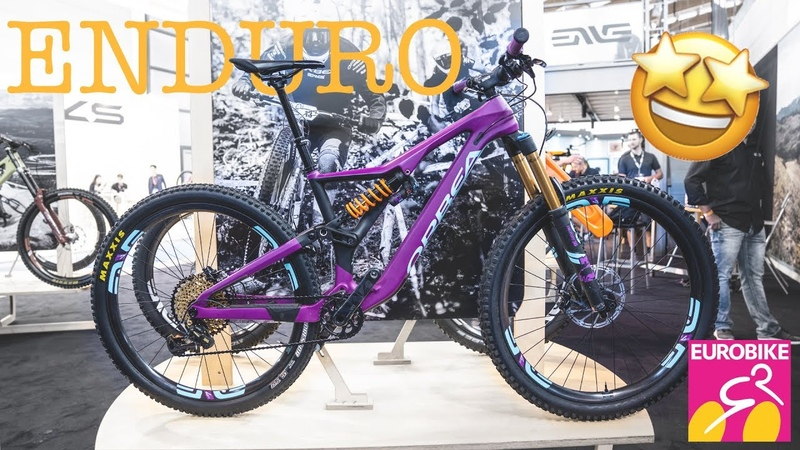 Best ENDURO BIKES for 2019 from the EUROBIKE 2018 in detail 4K