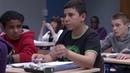 Embrouille entre une prof et ses élèves sur la religion - film Fracture
