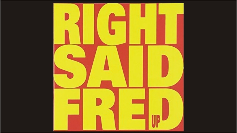 Up - Right Said Fred (1992) The Album FULL HD