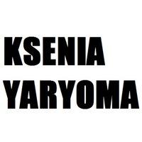 KSENIA YARYOMA