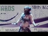 'Tribal Fusion Bellydance' Performer- Jasmin Kalathaki _ Mega Oriental Show 2018 23072