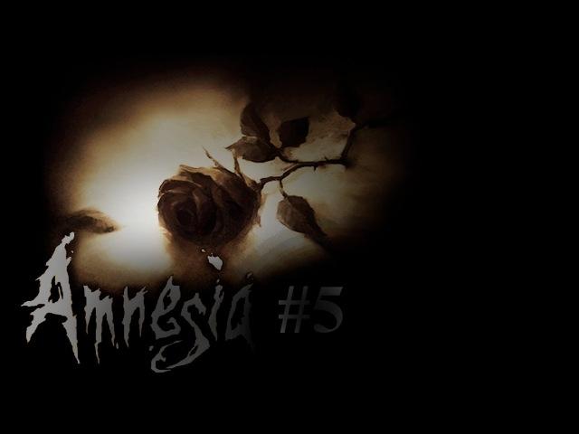 Amnesia 5 [Почти починенный лифт]