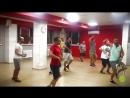 Batl Salsa Ladies Style vs Men Style.
