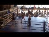 Henrik Azatian VS Azeri in Europian Kung Fu Cup