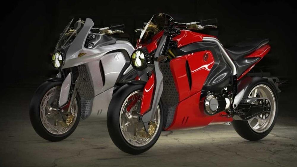 Электроциклы Soriano Motari можно купить за крипту
