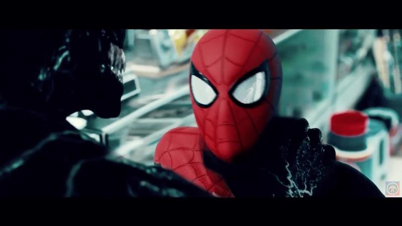 Веном против Человека паука