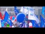 Черные береты Наш президент Владимир Путин