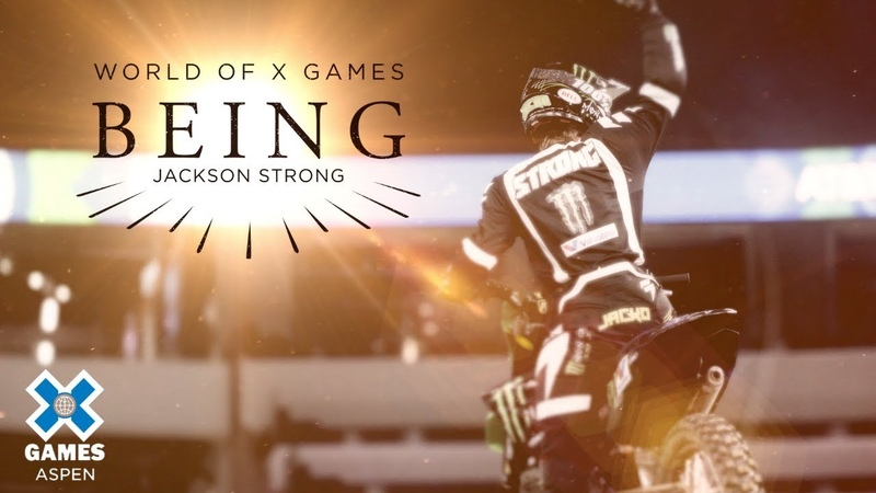 Being Jackson Strong | X Games Aspen 2019