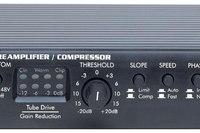 Артикул: 77459.  Ламповый предусилитель-компрессор, 2 лампы, фант.  48V, 1/ 2 рэка.