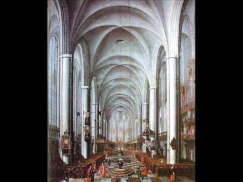 JS Bach Alla Breve in D major Bwv 589 Hans Fagius