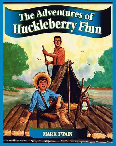 an analysis of hucks success due to lying in mark twains novel the adventures of huckleberry finn Mark twain's adventures of huckleberry finn is a satirical look at the institution of slavery although written from the point of view of a southern white boy huck is more humane, more ethical, than almost every other character in the book huck is the only one that sees jim as something more than.