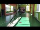Фитнес парк кроссфит упражнение с канатами