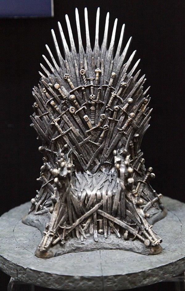 Ваш личный Железный трон -