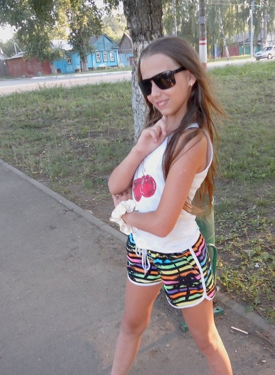 Александра Веселова, 8 июля 1999, Лыткарино, id181913791