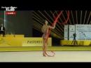 Ева Мелещук Лента Финал - Гран-При Кубок Дерюгиной 2018