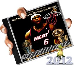 VA - The Finals, Eyes On The Prize The Mixtape Vol.3 - 2012