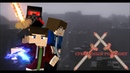Сумрачный горизонт 5 серия - Майнкрафт сериал Minecraft machinema