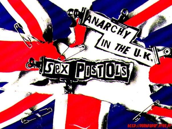 Перевод песен Sex Pistols перевод песни Anarchy in the UK.