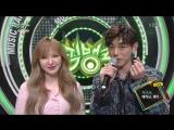180413 Wendy (Red Velvet) & Eric Nam @ KBS Music Bank Interview