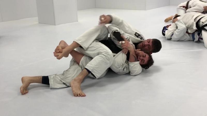 Кристиан Сестаро vs Дмитрий Лапченков