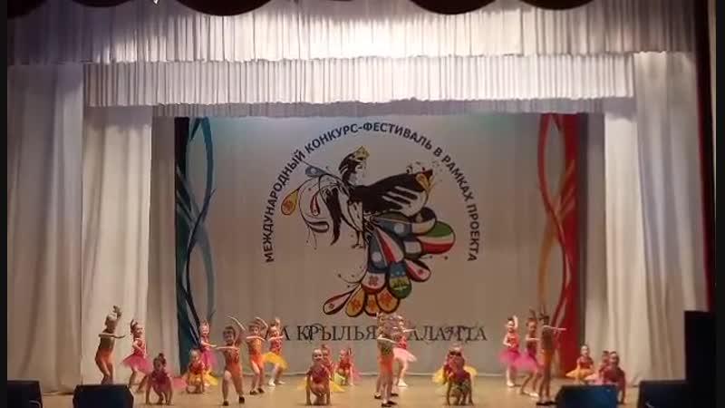 Театр танца Веснушки г Ижевск