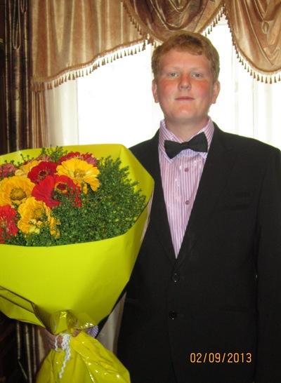 Антон Юткин, 26 июня 1999, Тверь, id114281798