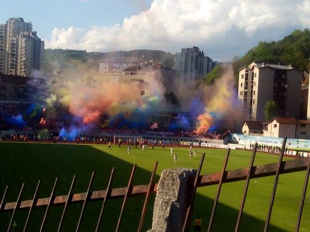 10.05.2014 «Слобода» (Ужице) — «Црвена Звезда» (Белград)