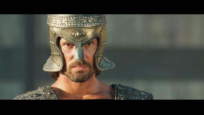 Троя Гектор vs Ахиллес
