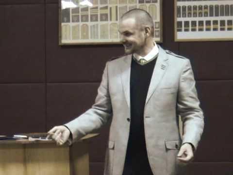Александр Малый. Курс лекций по остеопатии (03.12.2010, ч.1) - YouTube