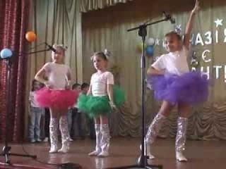 Гімназія має талант!!! 21.11.2013. (Фрагмент 1-4 класи)