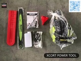 XCORT power tools GASOLINE CHAIN SAW 45cc China power tools not bosch makita