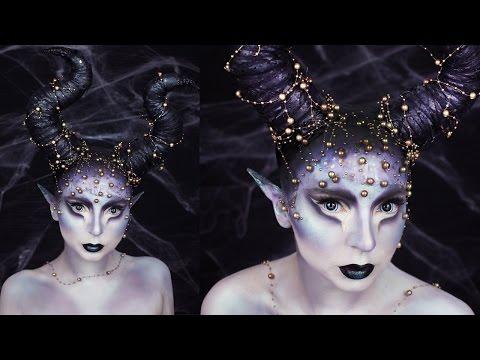 Demon Makeup * Polish Nyx Face Awards Entry
