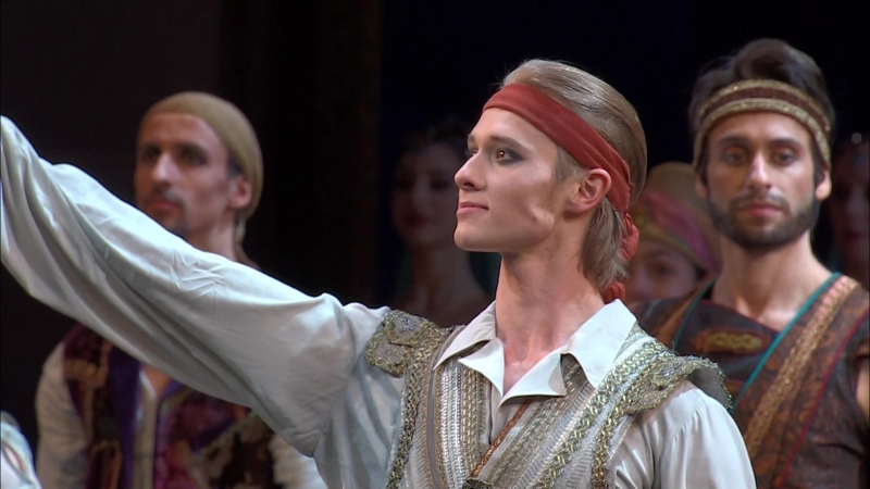 Балет «Корсар» Le Corsaire - Teatro La Scala (Milan, 16.05.2018), act 3