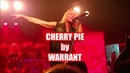 CHERRY PIE - live single edit -WARRANT