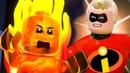 Суперсемейка 2 ЛЕГО - игровой мультик для детей 4 LEGO THE INCREDIBLES - летсплей мультфильм 2018!