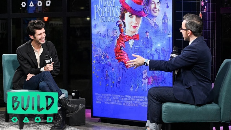 Ben Whishaw Dishes Their Roles In Disney's Mary Poppins Returns