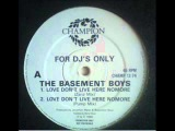the basement boys - love don't live here no more (zanz mix)