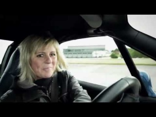 Sabine Schmitz Having Fun In Her BMW M5 Commercial - Carjam Radio