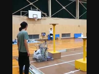 Water bottle flip robot !!