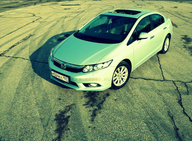 Honda Civic 4D 2013
