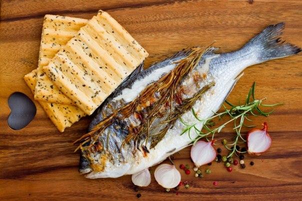 РЕЦЕПТЫ для тех, кто следит за своим питанием:   5 полезных рыбных рецепта ⤵.