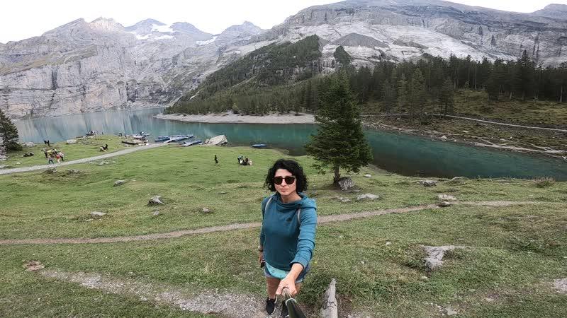 Швейцарские Альпы, сентябрь 2018