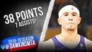 Devin Booker Full Highlights 2019.01.29 Suns vs Spurs - 38 Pts, 7 Assists! | FreeDawkins