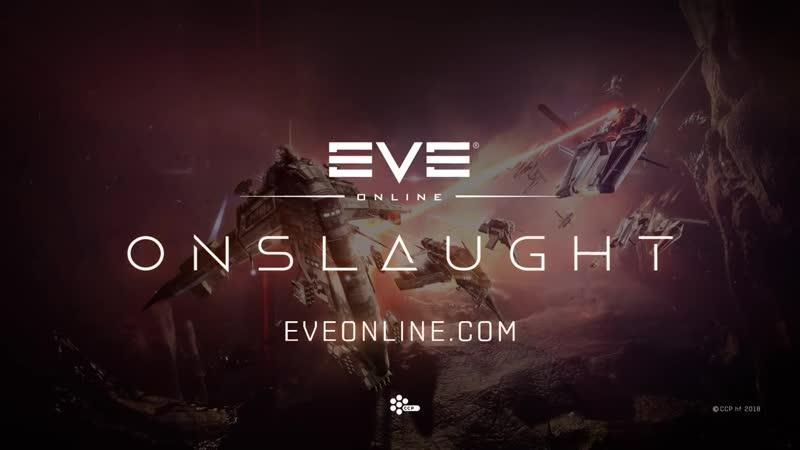 EVE Online - Onslaught Trailer