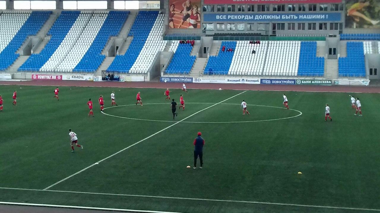 Команды СШ «Витязь» 2005 и 2006 г.р. в 8 туре Первенства России одержали одну победу