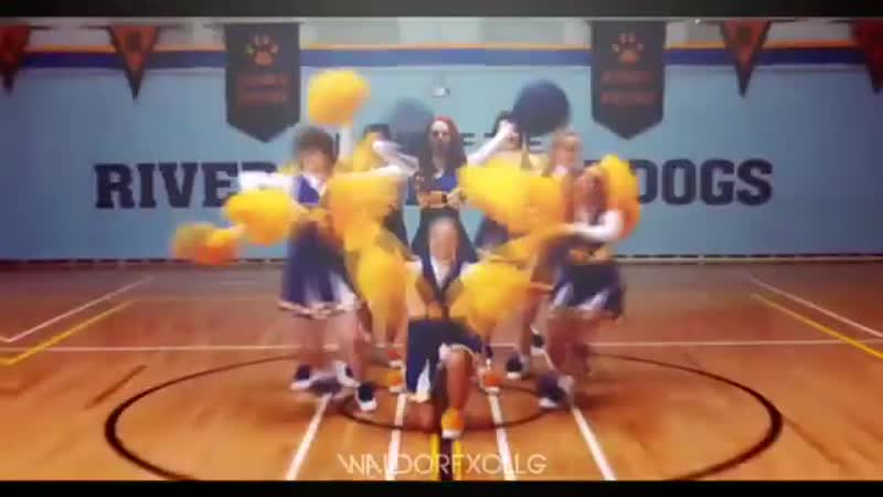 Riverdale | Glee | Bring It On vine