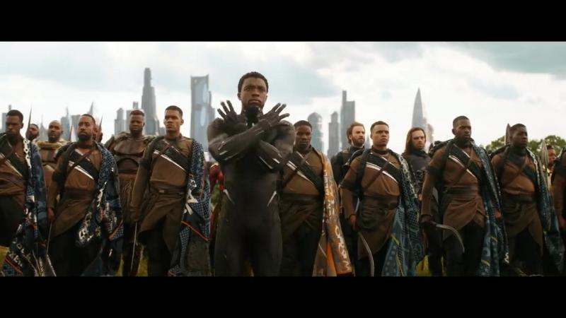 Мстители- Война бесконечности – тизер-трейлер