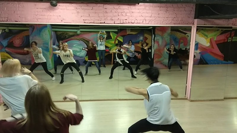 NCTU baby don't stop 2 Choro dance classes 3