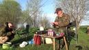 Рыбалка в Подмосковье. Поиски карася и его пробуждение.