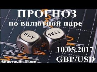 Прогноз по фунт доллар (GBP/USD) на 10.05.2017